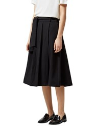 Selected Femme Abela Skirt Black