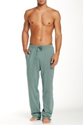 Tommy Bahama Herringbone Lounge Pant Green