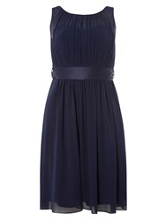 Dorothy Perkins Showcase Beth Prom Dress Navy