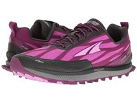 Altra Footwear Superior 3 Raspberry Women's Running Shoes Pink