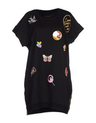 Happiness Is A 10 Tee Short Dresses Black