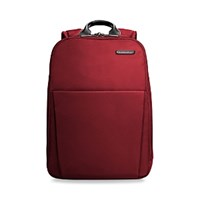 Briggs And Riley Sympatico Backpack Burgundy