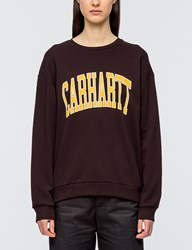 Carhartt Work In Progress Division Sweatshirt