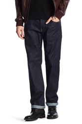7 For All Mankind Austyn Relaxed Straight Leg Jean Blue