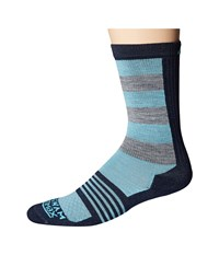 Wigwam Portland Pro Crew Single Navy Crew Cut Socks Shoes