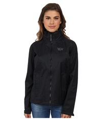 Mountain Hardwear Plasmic Ion Jacket Black Women's Coat