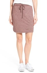 Women's Caslon French Terry Skirt