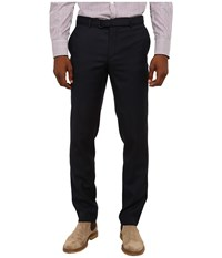 The Kooples Classic Tailor Super 100 Trousers Navy Men's Casual Pants