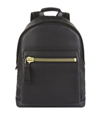 Tom Ford Leather Backpack Unisex