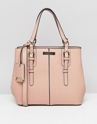 Carvela Ortha Mini Slouch Tote Bag Pink
