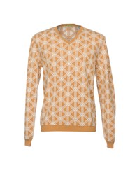 Private Lives Knitwear Jumpers Brown