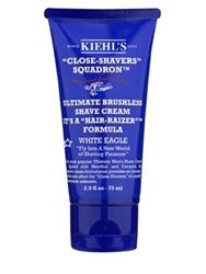 Kiehl's Since White Eagle Brushless Shave Cream 2.5 Oz. No Color