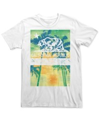 Fifth Sun Men's Beachy T Shirt White