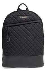 Want Les Essentiels Men's 'Kastrup' Quilted Nylon And Leather Backpack