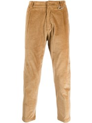 Low Brand Cropped Corduroy Trousers 60