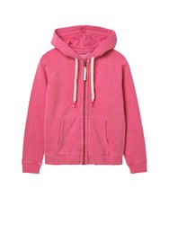 White Stuff Evie Zip Thru Sweat Pink
