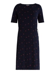 Hobbs Julia Shift Dress Multi Coloured Multi Coloured
