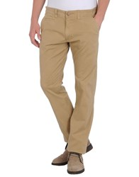 Sun 68 Trousers Casual Trousers Men Beige
