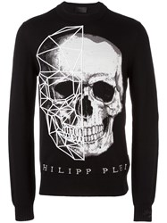 Philipp Plein 'Diamonds' Jumper Black