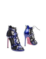 Luciano Padovan Ankle Boots Blue