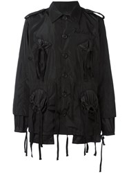 Ktz Embroidered Logo Jacket Black