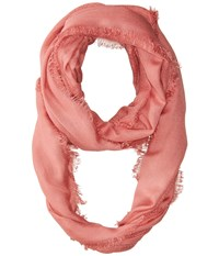 Toadandco Sarbani Infinity Scarf Guava Scarves Pink