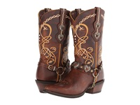 Durango Crush Cowgirl Boot Brown Cowboy Boots