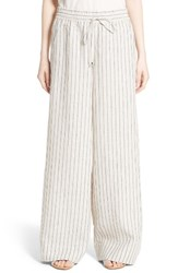 Lafayette 148 New York Women's Drawstring Linen Pants