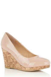 Oasis Connie Wedges Neutral