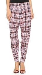 Finderskeepers Dreamweaver Pants Tartan Print