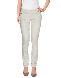 Cavalleria Toscana Trousers Casual Trousers Women Light Grey