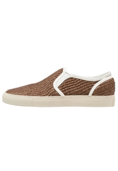 Buttero Slipons Taupe
