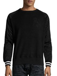 Prps French Terry Pullover Black