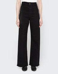 Creatures Of Comfort Maison Pant In Black
