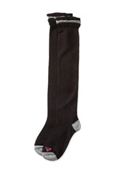 Roxy Leg Up Socks Black