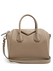 Givenchy Antigona Small Leather Tote Grey