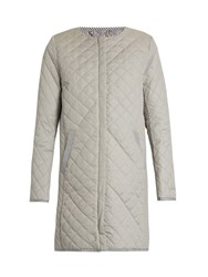 Max Mara Maestro Coat Light Grey