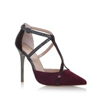 Kurt Geiger Kg Bethy High Heel Sandals Red