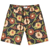 Saturdays Surf Nyc Timothy Peony Swim Short Multi