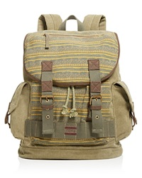 Toms Savanna National Geo Canvas Backpack
