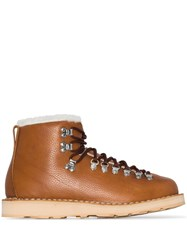 Diemme Inverno Vet Leather And Shearling Boots 60