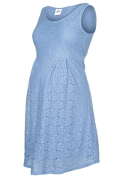 Mama Licious Mlcia Cocktail Dress Party Dress Riviera Blue