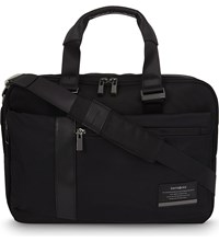 Samsonite Openroad Nylon Briefcase Jet Black