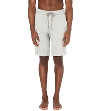 Hanro Raul Cotton Jersey Shorts Light Grey Melange