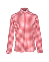 Altea Shirts Red