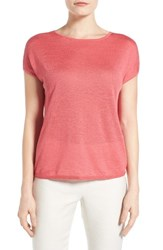 Nic Zoe Women's Every Day Tissue Tee French Rose