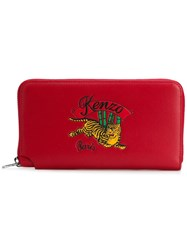 Kenzo Embroidered Purse