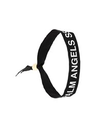 Palm Angels All Access Bracelet Black