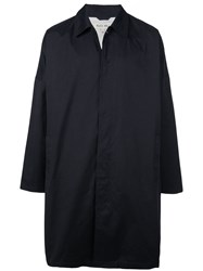 Alex Mill Oversized Trench Coat Blue