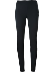 Hache Skinny Trousers Blue